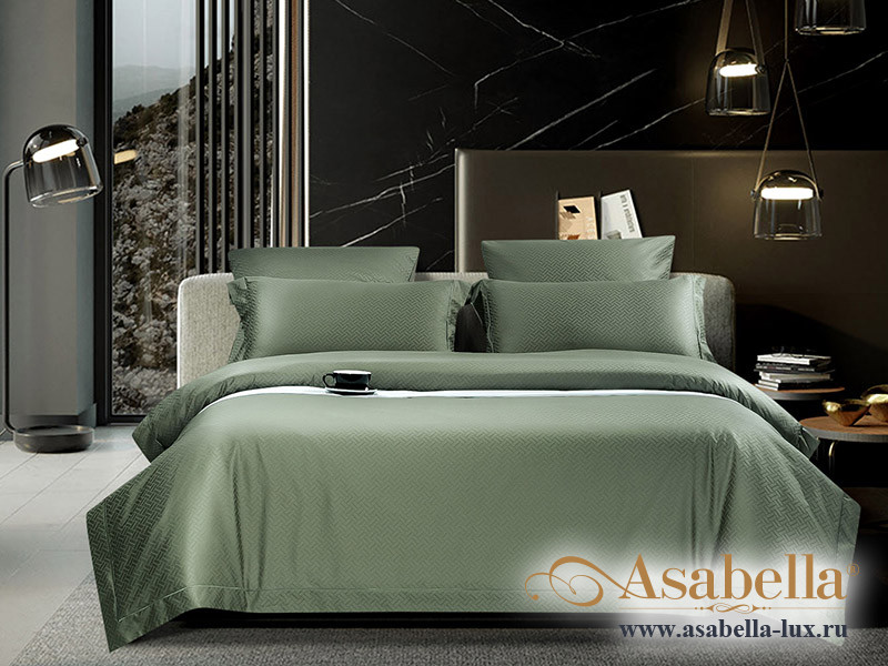 Комплект постельного белья Asabella 1646 (размер евро-плюс)