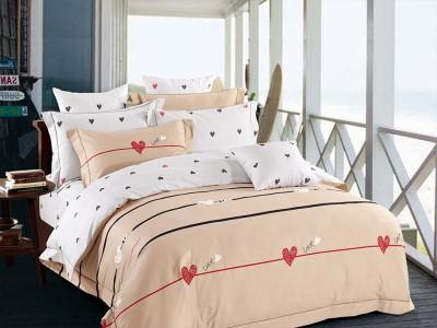 Комплект постельного белья Asabella 165-4XS (размер 1,5-спальный)