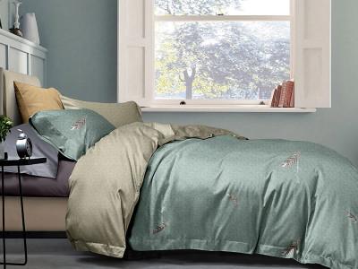 Комплект постельного белья Asabella 1657 (размер евро-плюс)