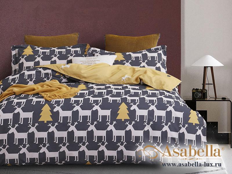 Комплект постельного белья Asabella 1659 (размер евро)