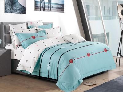 Комплект постельного белья Asabella 166 (размер евро-плюс)