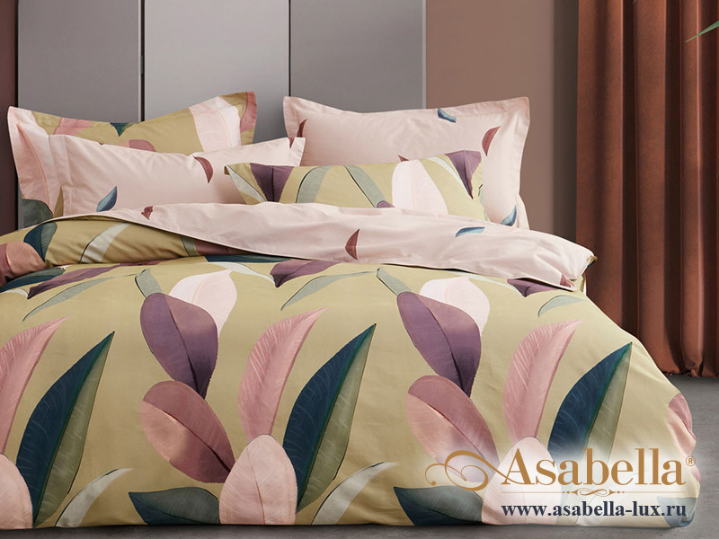 Комплект постельного белья Asabella 1664 (размер евро-плюс)