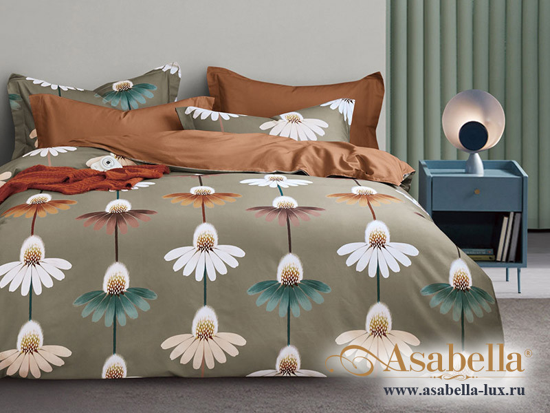 Комплект постельного белья Asabella 1666 (размер семейный)