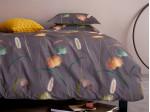 Комплект постельного белья Asabella 1667/160 на резинке (размер евро)
