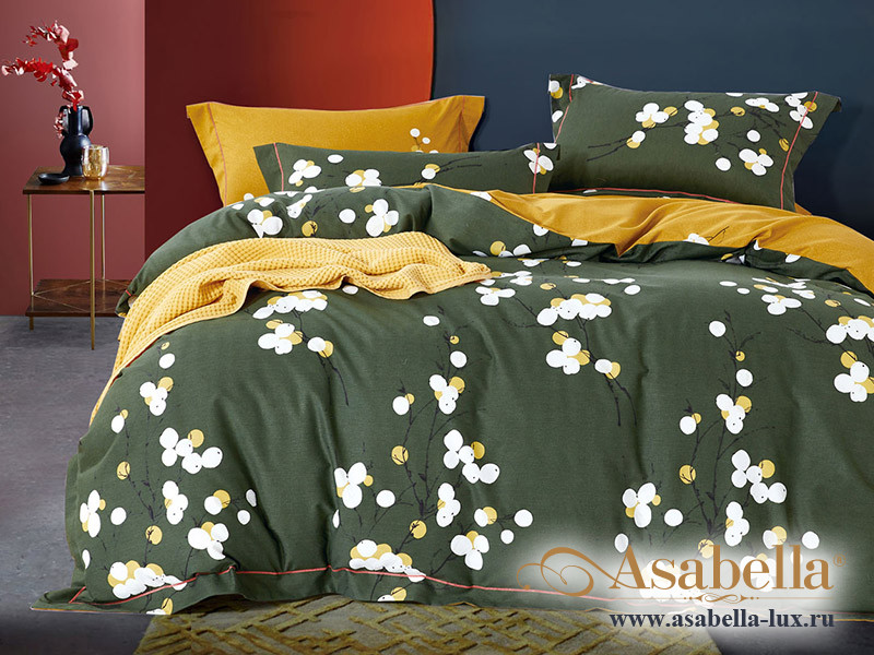 Комплект постельного белья Asabella 1668 (размер семейный)