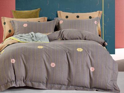 Комплект постельного белья Asabella 1669 (размер евро)
