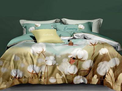 Комплект постельного белья Asabella 1672 (размер семейный)