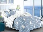 Комплект постельного белья Asabella 172-4XS (размер 1,5-спальный)