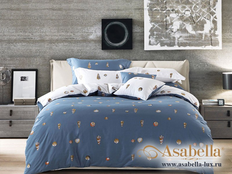Комплект постельного белья Asabella 179 (размер семейный)