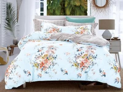 Комплект постельного белья Asabella 182/160 на резинке (размер евро)