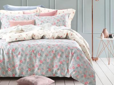 Комплект постельного белья Asabella 183 (размер евро)