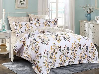 Комплект постельного белья Asabella 195 (размер 1,5-спальный)