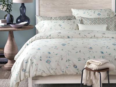 Комплект постельного белья Asabella 197 (размер евро)