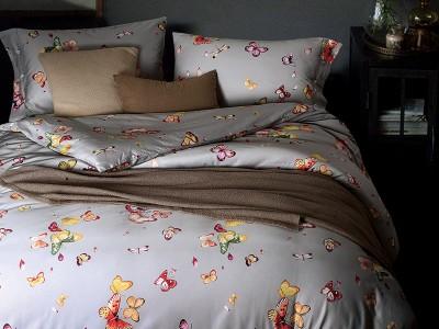 Комплект постельного белья Asabella 198 (размер евро-плюс)