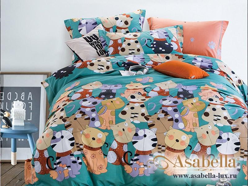 Комплект постельного белья Asabella 199-4XS (размер 1,5-спальный)