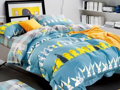 Комплект постельного белья Asabella 200-4XS (размер 1,5-спальный)