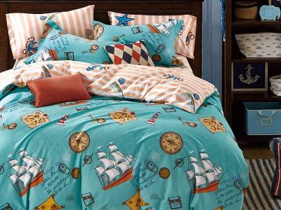 Комплект постельного белья Asabella 203-4XS (размер 1,5-спальный)