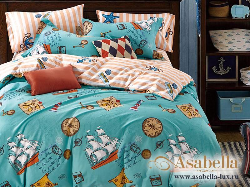 Комплект постельного белья Asabella 203-4S (размер 1,5-спальный)