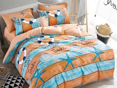 Комплект постельного белья Asabella 204 (размер евро)
