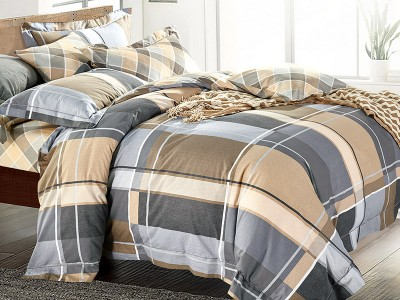 Комплект постельного белья Asabella 205 (размер евро-плюс)