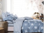 Комплект постельного белья Asabella 206 (размер евро)