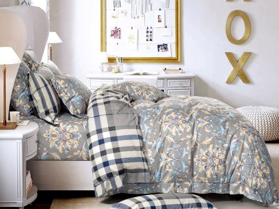 Комплект постельного белья Asabella 207 (размер евро-плюс)