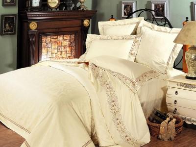 Комплект постельного белья Asabella 210K (размер 1,5-спальный)
