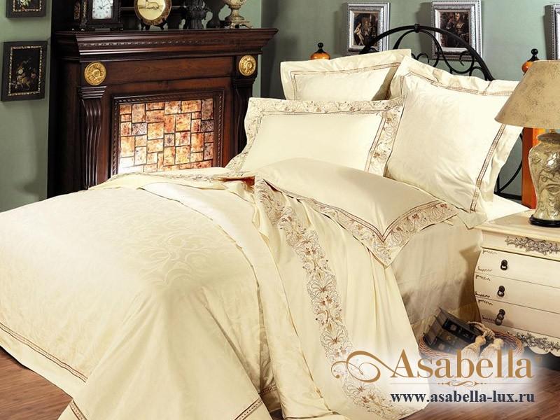 Комплект постельного белья Asabella 210K (размер евро)