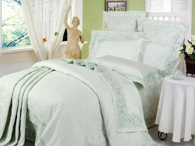 Комплект постельного белья Asabella 210Z (размер евро)