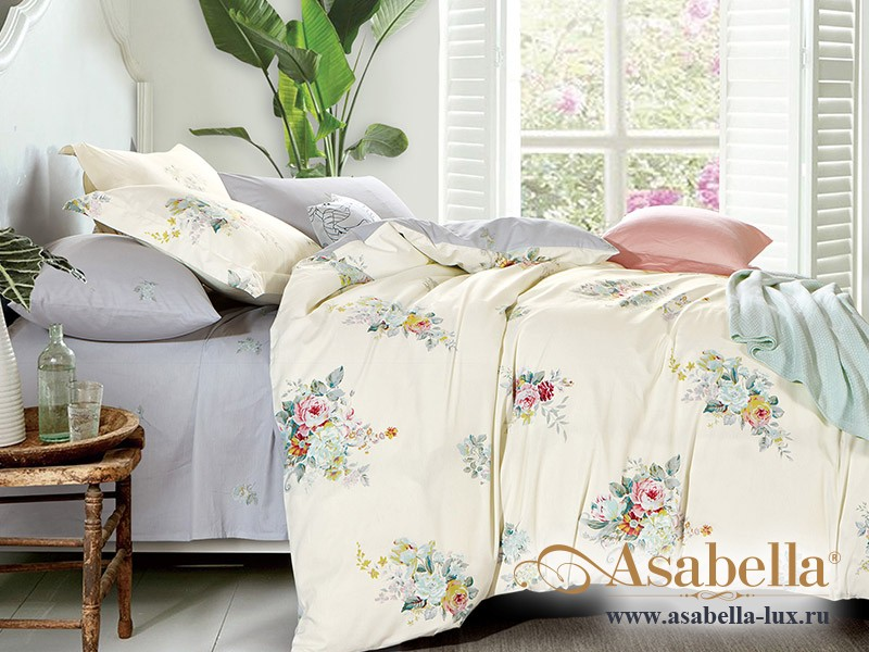 Комплект постельного белья Asabella 227 (размер 1,5-спальный)