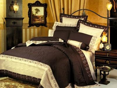 Комплект постельного белья Asabella 233 (размер семейный)