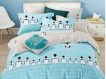 Комплект постельного белья Asabella 246-4XS (размер 1,5-спальный)