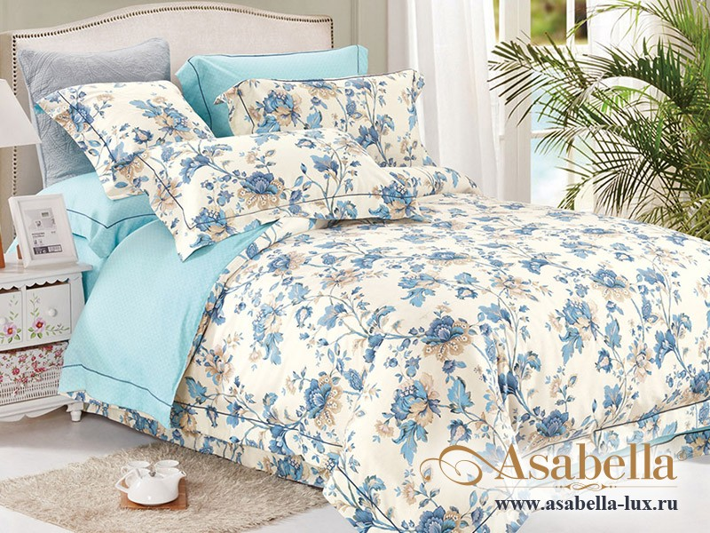 Комплект постельного белья Asabella 258 (размер евро-плюс)