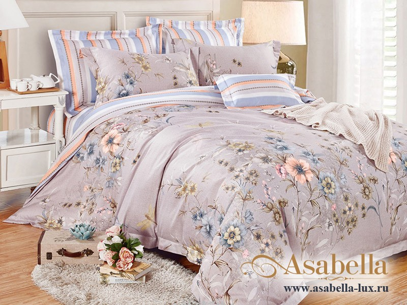 Комплект постельного белья Asabella 259 (размер евро)