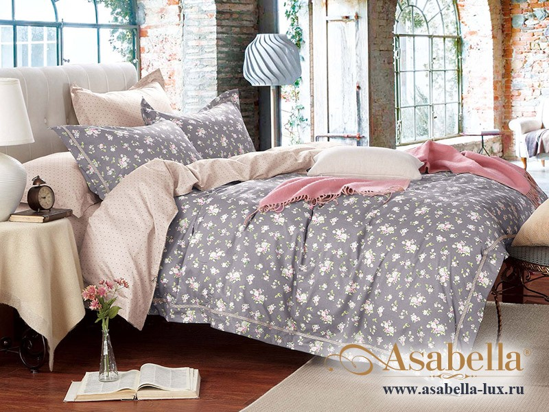Комплект постельного белья Asabella 262 (размер семейный)