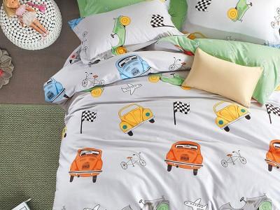 Комплект постельного белья Asabella 271-4XS (размер 1,5-спальный)