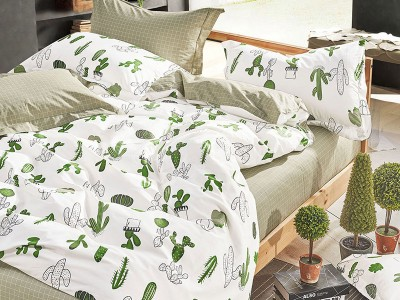 Комплект постельного белья Asabella 277-4XS (размер 1,5-спальный)