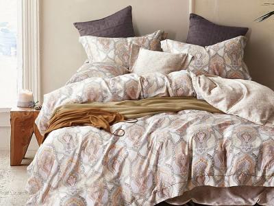 Комплект постельного белья Asabella 300 (размер евро-плюс)
