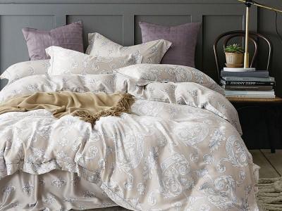 Комплект постельного белья Asabella 305 (размер евро-плюс)