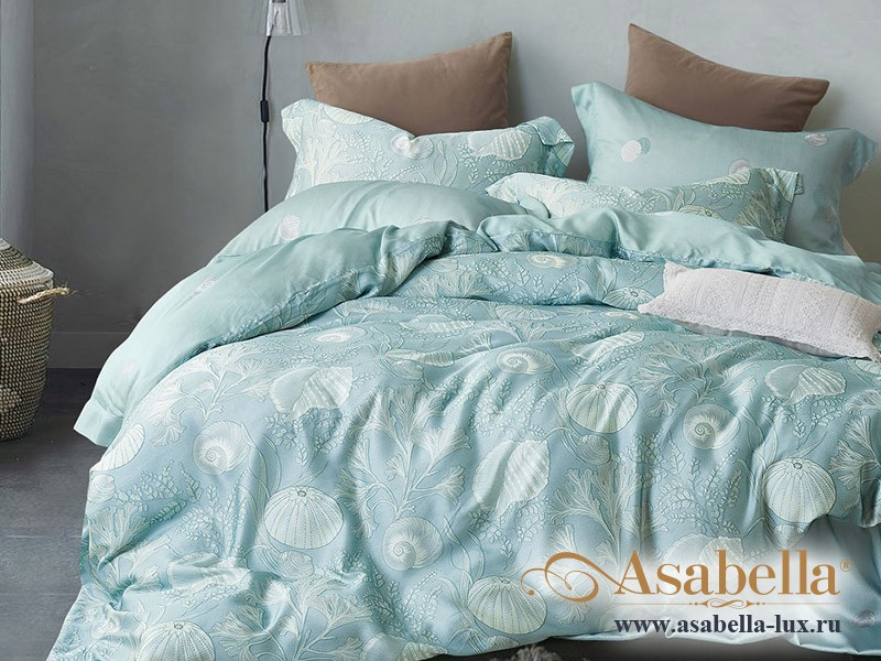 Комплект постельного белья Asabella 325 (размер евро-плюс)