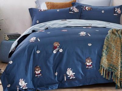 Комплект постельного белья Asabella 333-4XS (размер 1,5-спальный)
