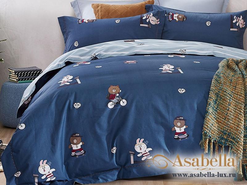 Комплект постельного белья Asabella 333-4S (размер 1,5-спальный)