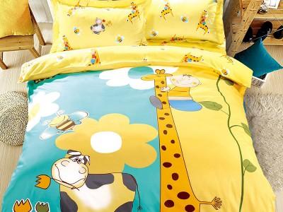 Комплект постельного белья Asabella 334-4XS (размер 1,5-спальный)
