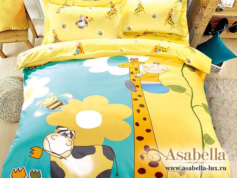 Комплект постельного белья Asabella 334-4S (размер 1,5-спальный)