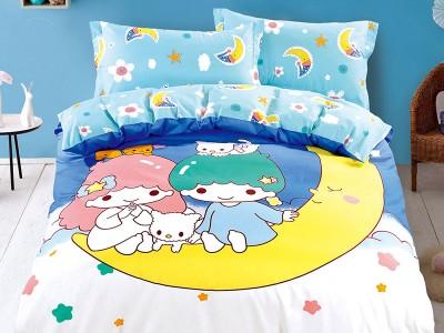 Комплект постельного белья Asabella 335-4XS (размер 1,5-спальный)