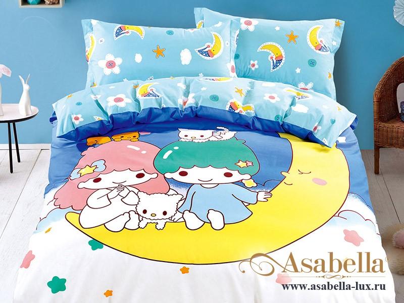 Комплект постельного белья Asabella 335-4S (размер 1,5-спальный)