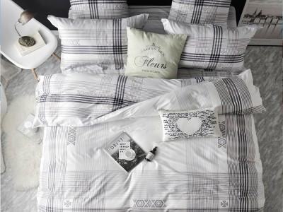 Комплект постельного белья Asabella 336 (размер евро-плюс)