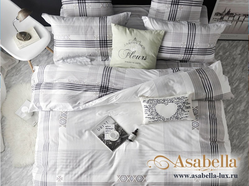 Комплект постельного белья Asabella 336 (размер 1,5-спальный)