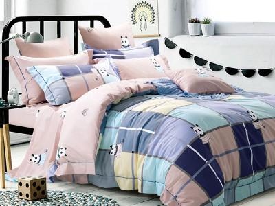 Комплект постельного белья Asabella 340 (размер евро-плюс)