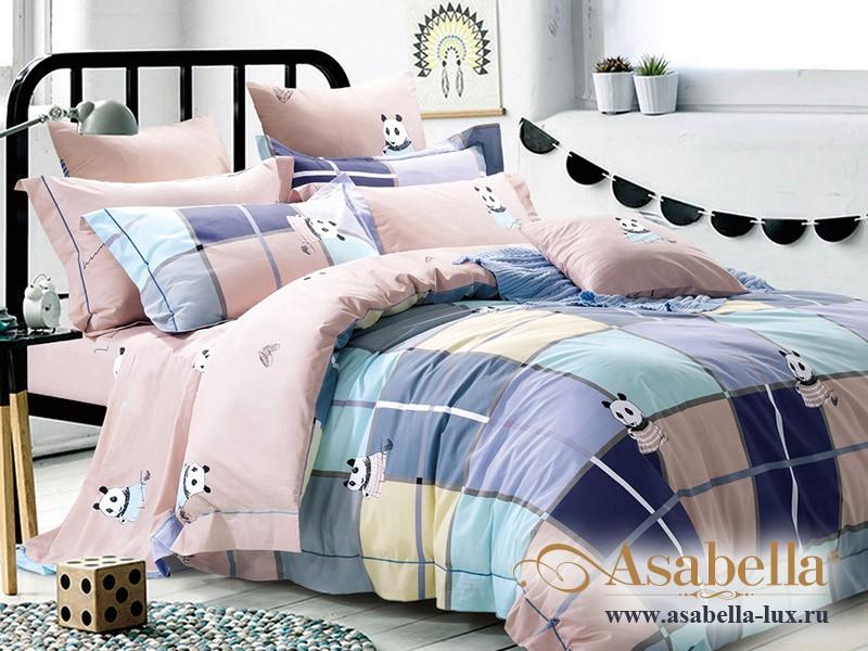 Комплект постельного белья Asabella 340 (размер евро)